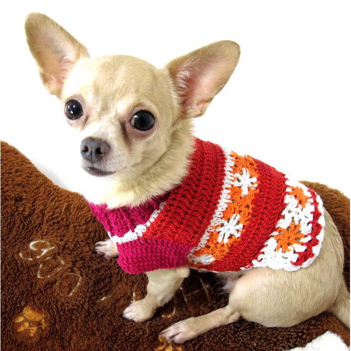 Как связать свитер