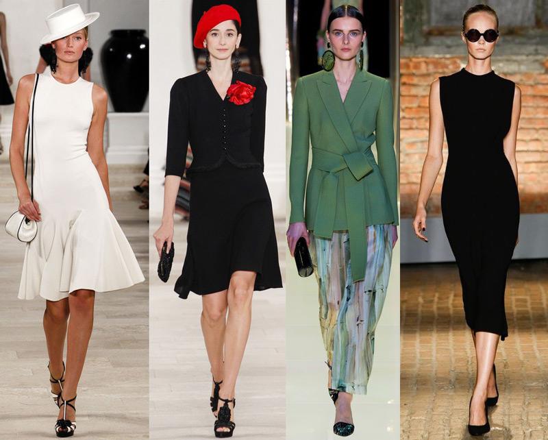 Как выглядит классический стиль в мужской и женской одежде