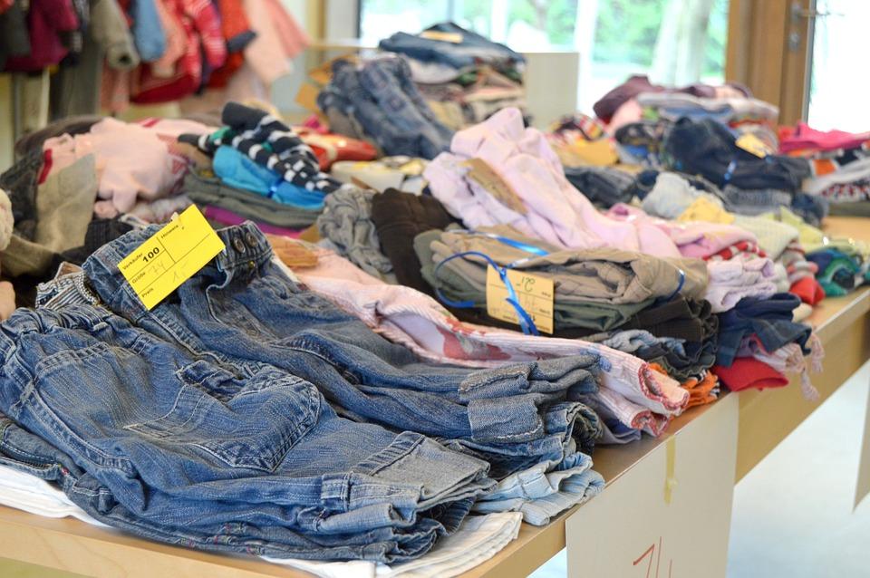 Куда можно быстро сдать одежду