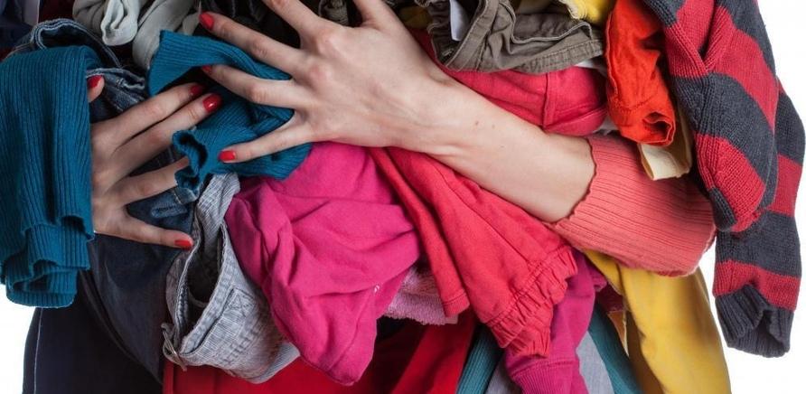 Куда сдать одежду