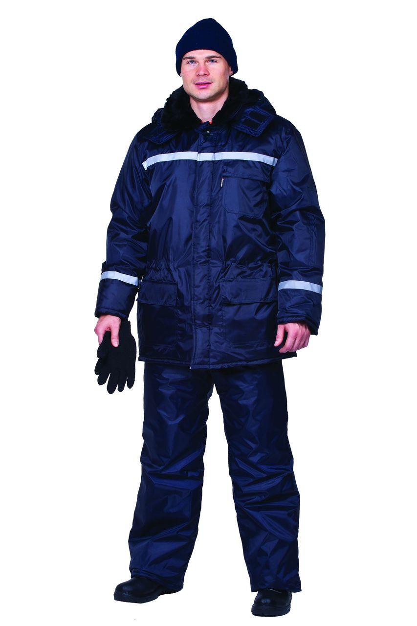 Куртка и полукомбинезон утепленный