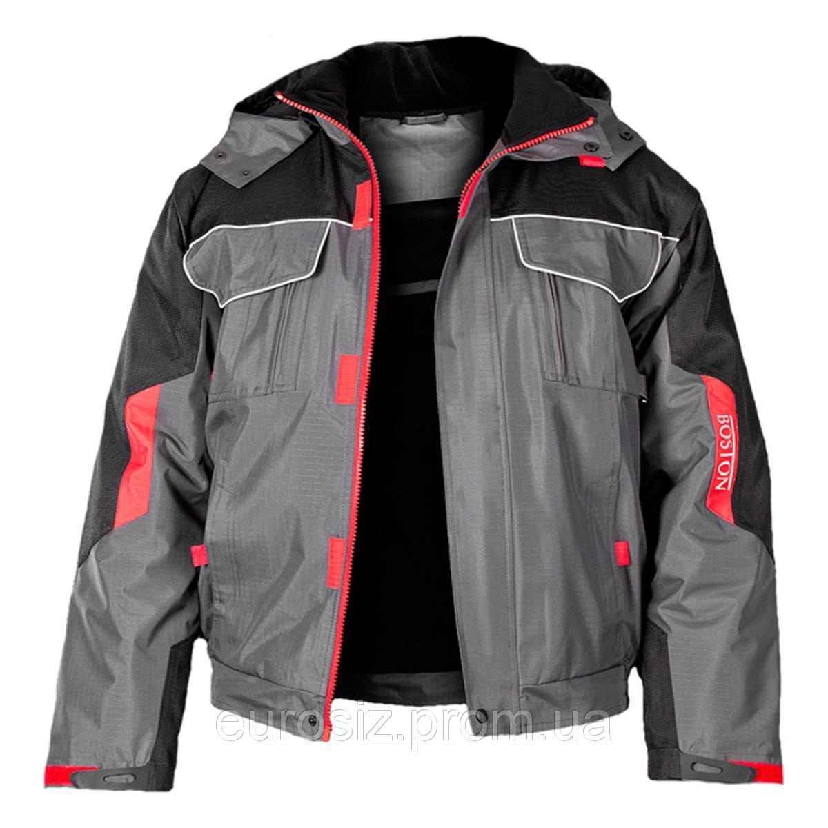 Куртка рабочая зимняя утепленная