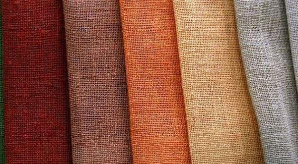 Льняная ткань отличается износостойкостью