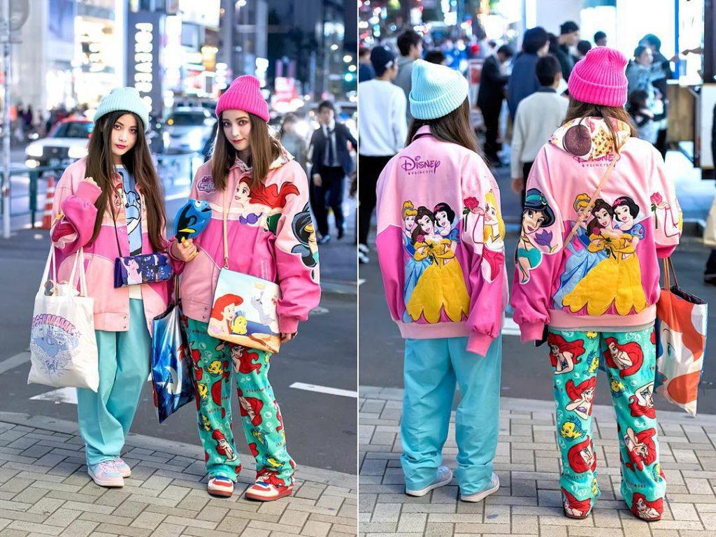 Мекка японской моды