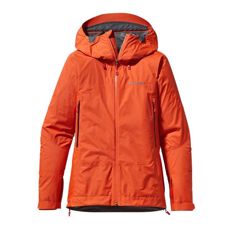 Мембранная женская куртка