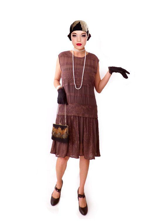 Мода 20-30-х годов