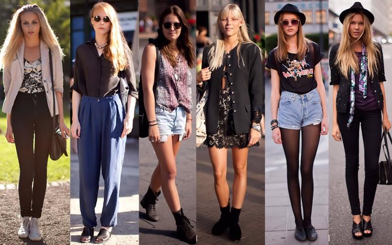 Мода 80-х годов в одежде