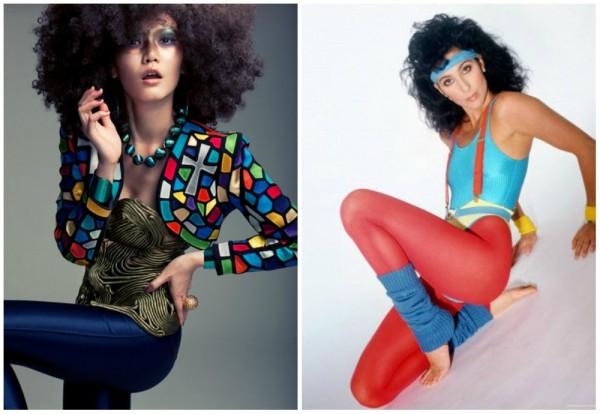 Мода эпохи диско