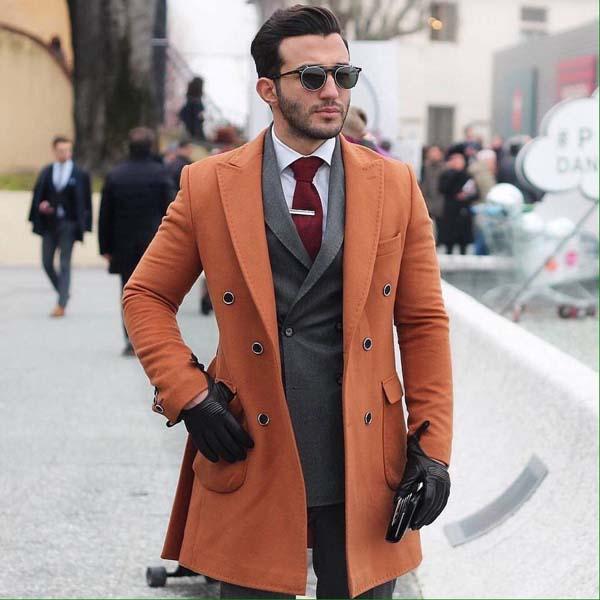 Мода мужская 2018