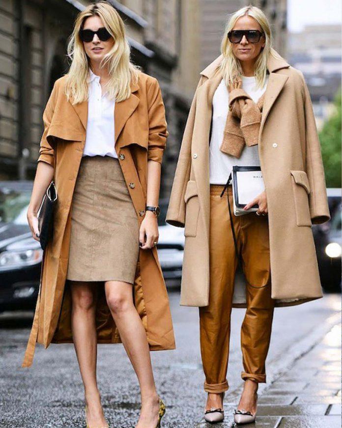 Мода на улицах