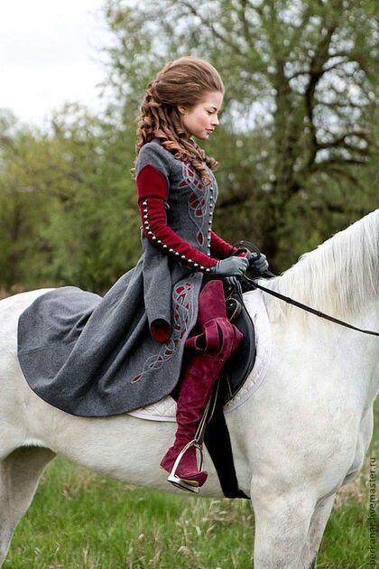 Мода средневековья