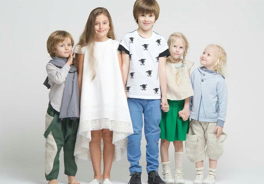 Модели для детей