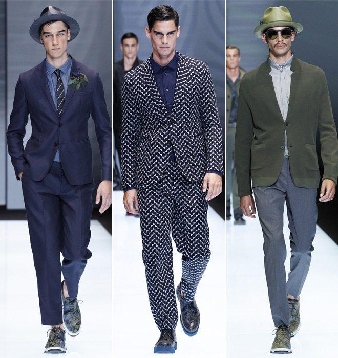 Модная мужская деловая одежда