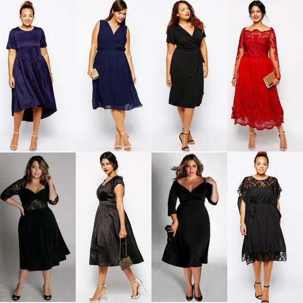 Модные коктейльные и вечерние платья
