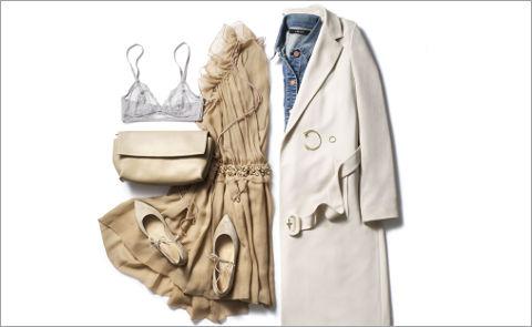 Модные летние комплекты одежды от стилистов net-a-porter