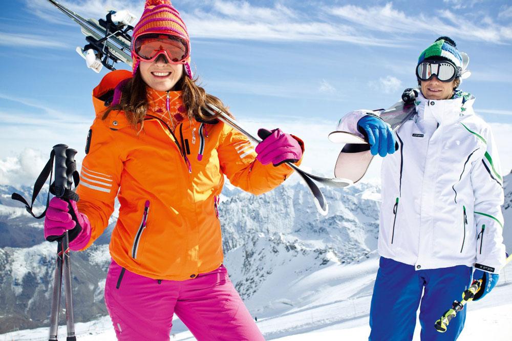 Модные лыжные курорты