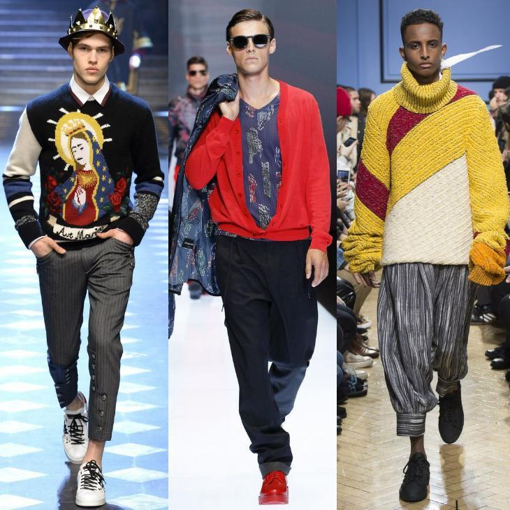 Модные тенденции в мужской одежде