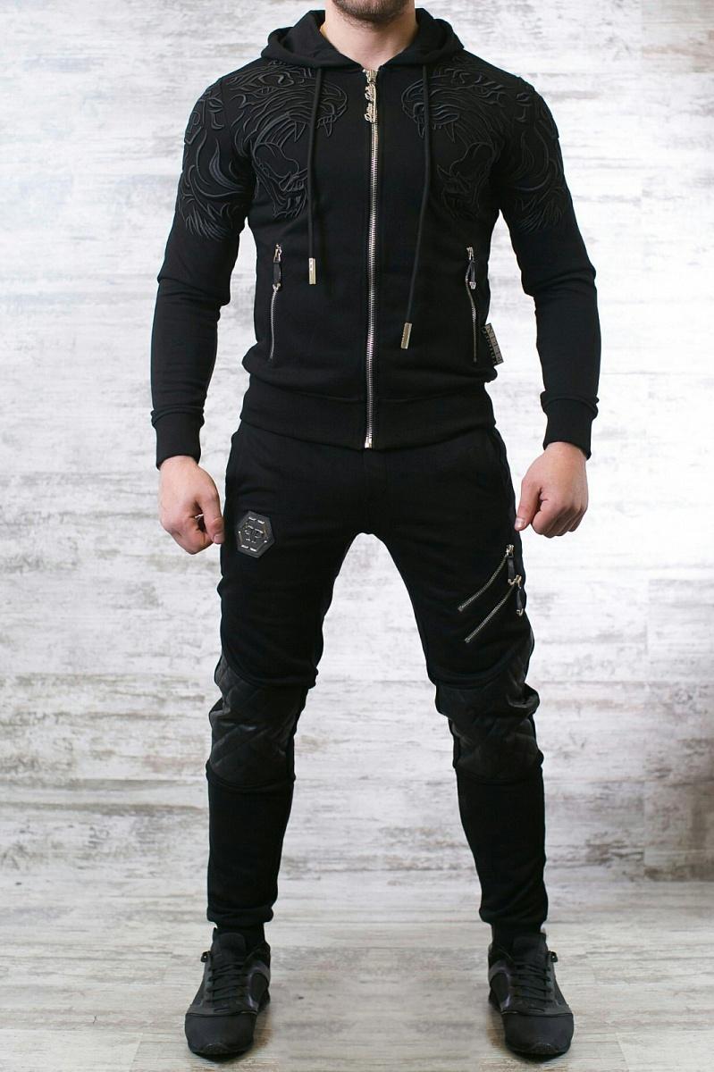 Модный черный цвет для парня