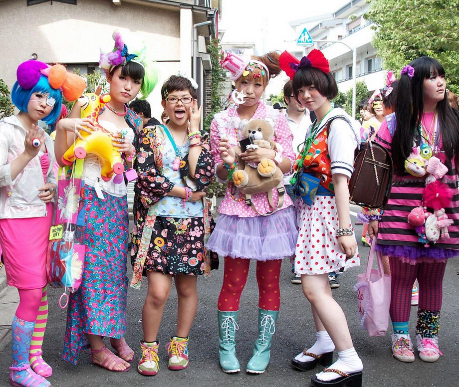 Молодежь в Японии