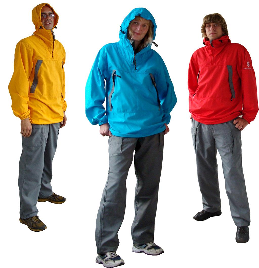 Мужская непромокаемая одежда