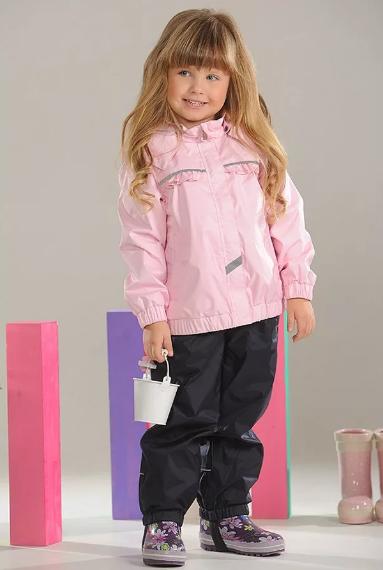 Набор с розовой курткой