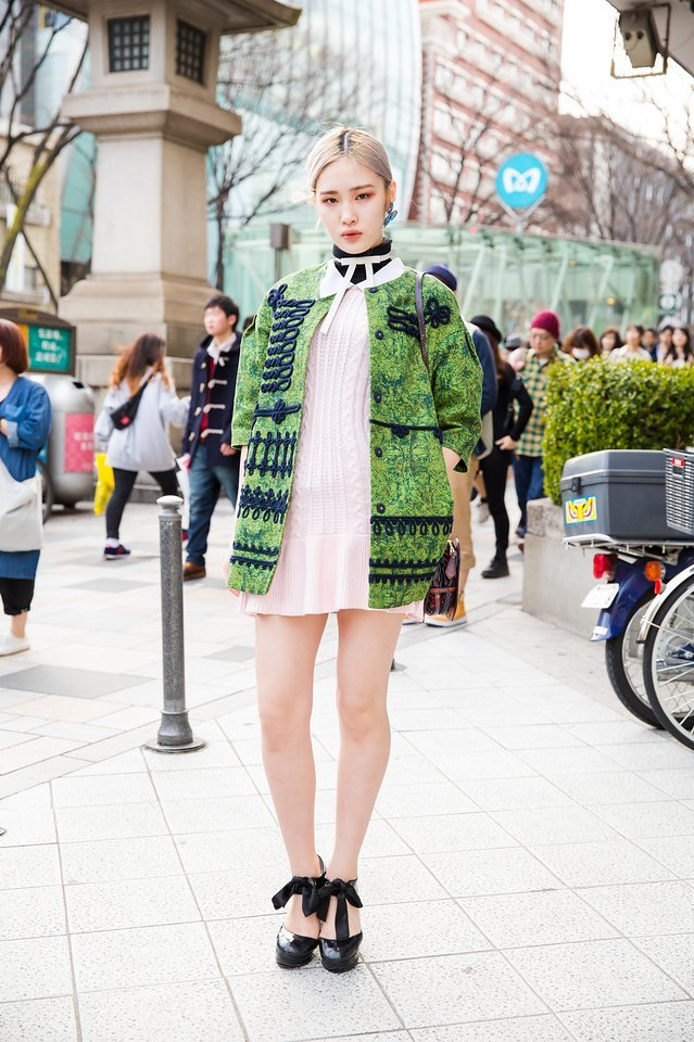 Немалое влияние на современную моду в Японии оказало влияние Америки