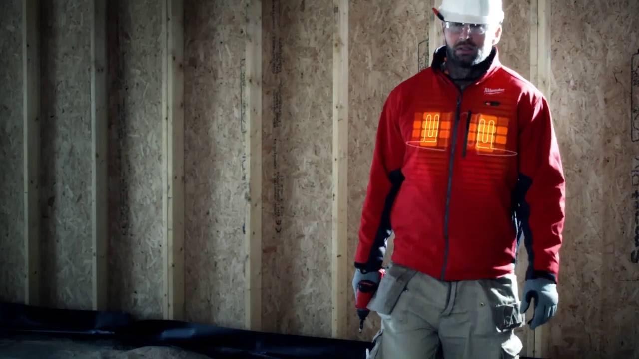Новые удобные функции одежды с подогревом