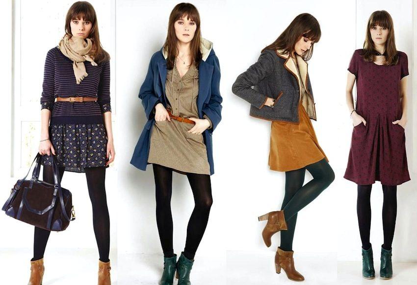 Обзор модных брендов для женщин