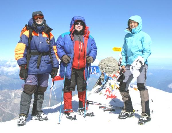 Одежда альпинистов