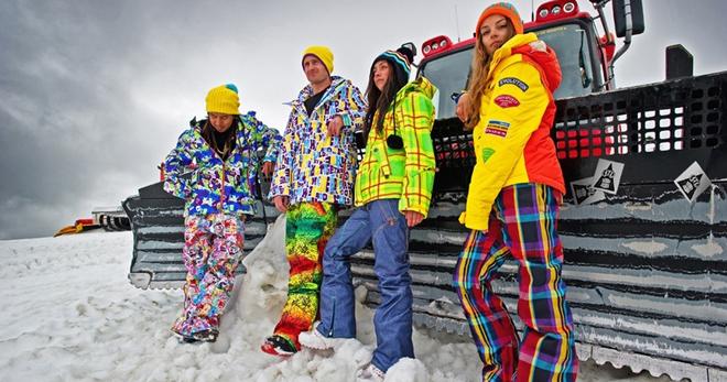 Одежда для сноуборда – как правильно выбрать