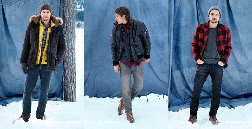 Одежда осень-зима