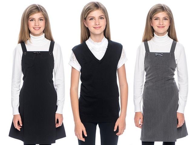 Одежда в школу для подростков