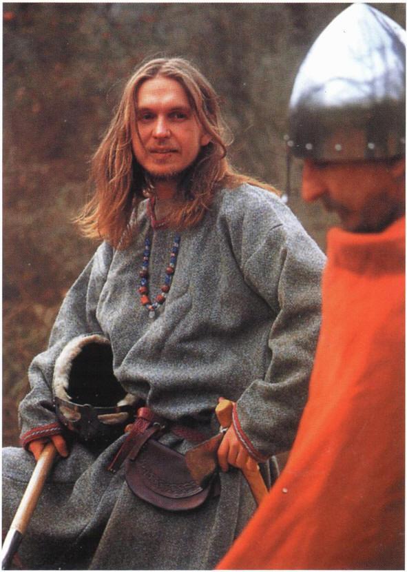 Одежда викингов