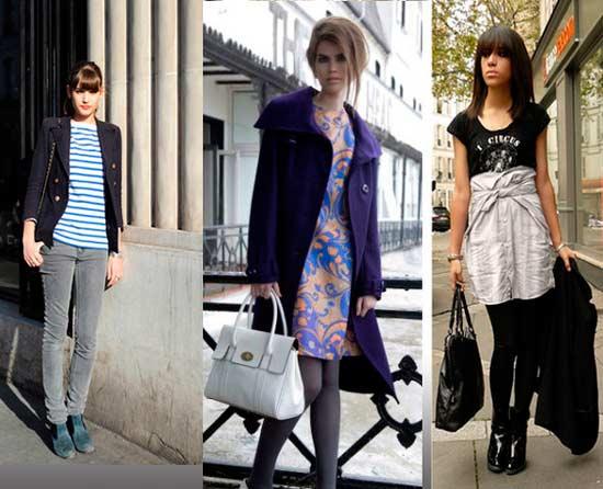 Одежда во французском стиле повседневная