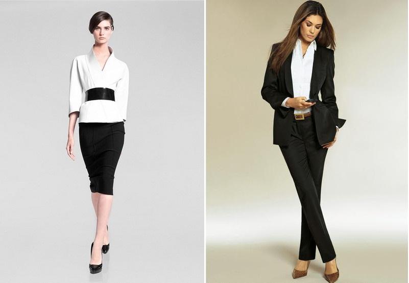 Офисная мода - модный и современный стиль