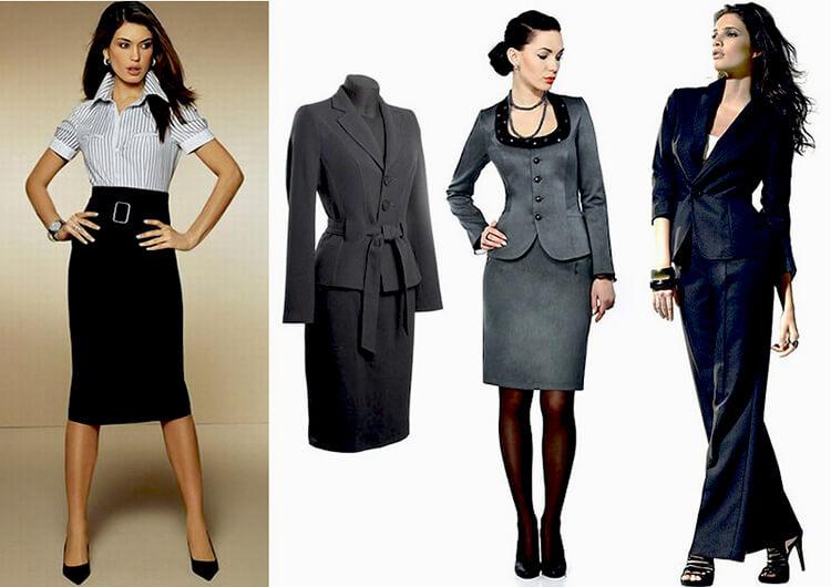 Офисный дресс-код для женщин