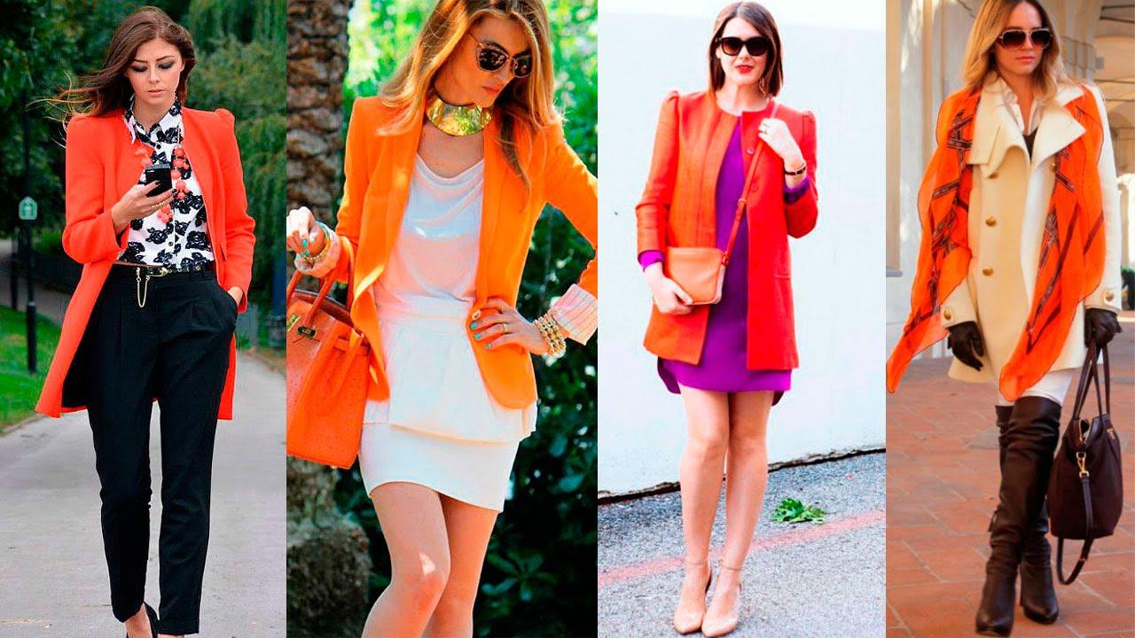 Оранжевый цвет и его особенности