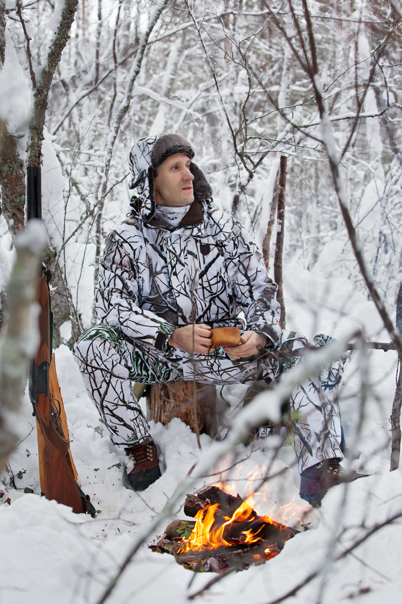 Отдых на охоте