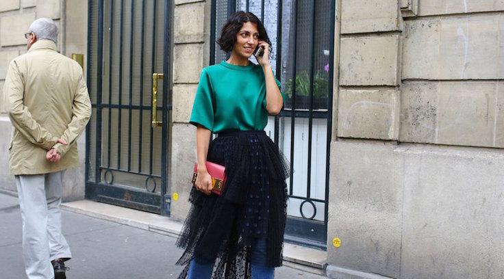Отличительные черты одежды из Франции