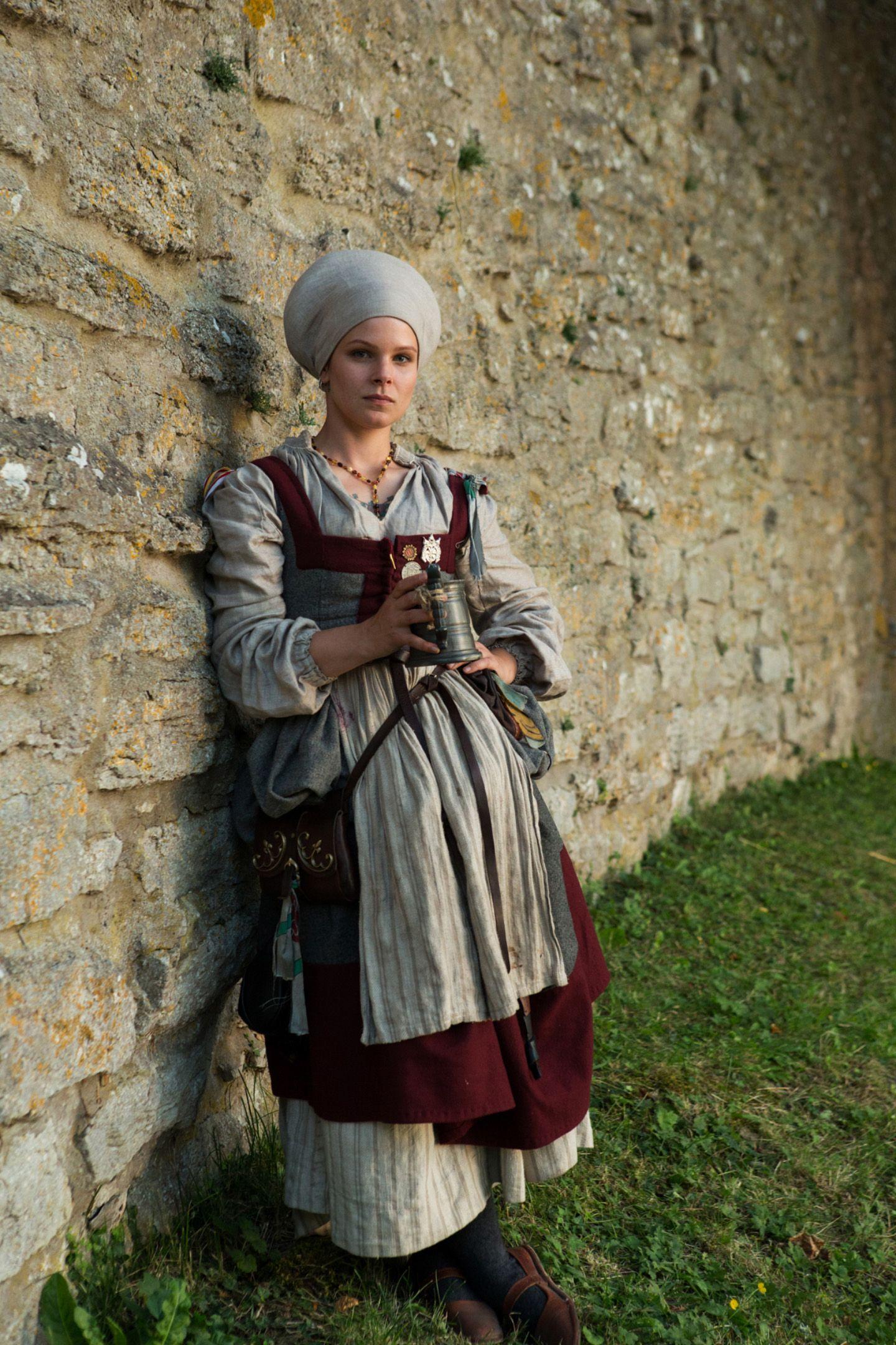 Платье в стиле Средневековье