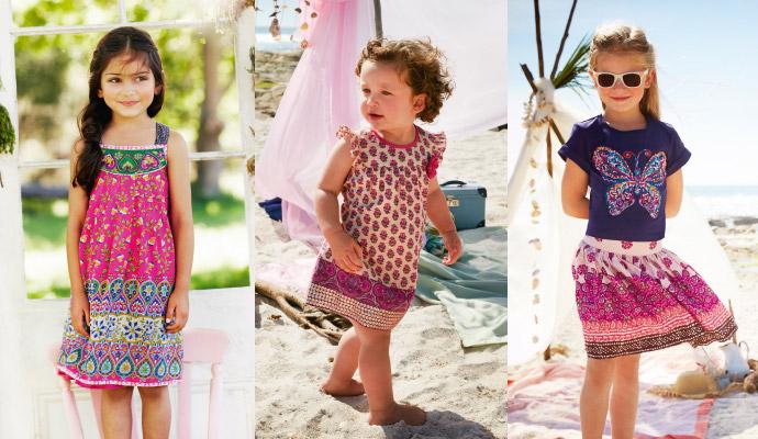Платья для девочек Monsoon Children