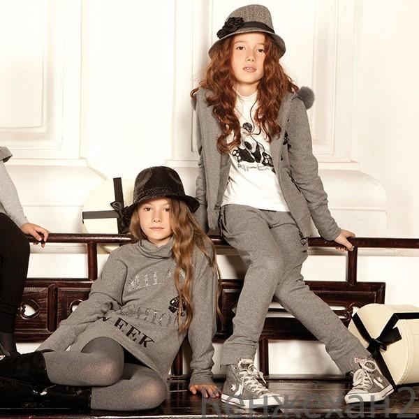 Подростковая современная одежда