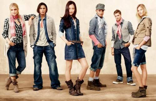 Подростковые комплекты одежды для детей