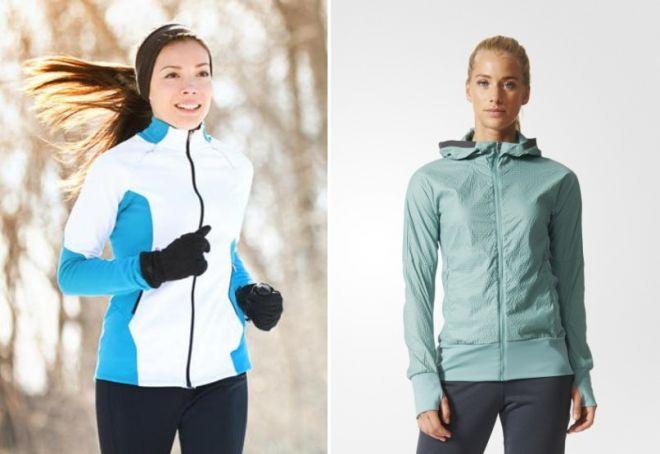 Правильная женская спортивная обувь и одежда для бега зимой
