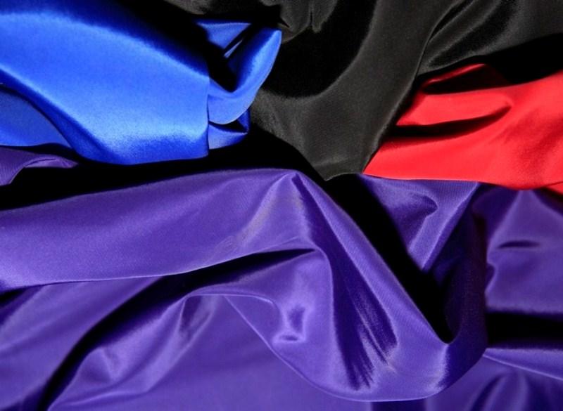 При создании ткани применяются новейшие технологии