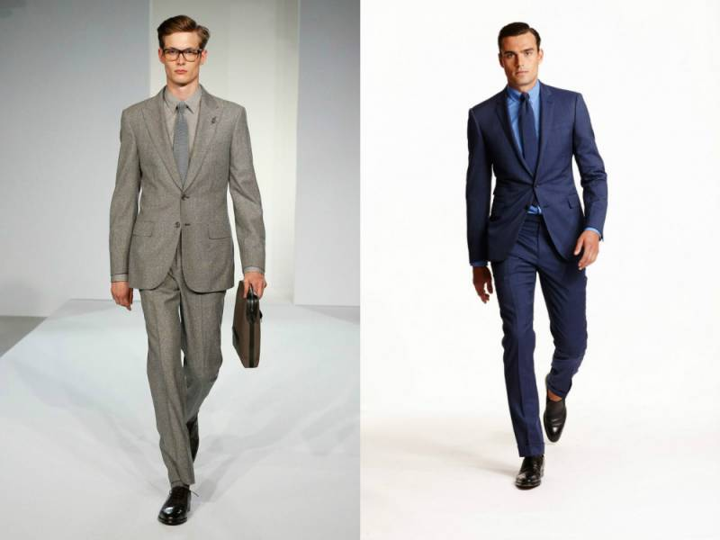 Разновидности стилей в одежде