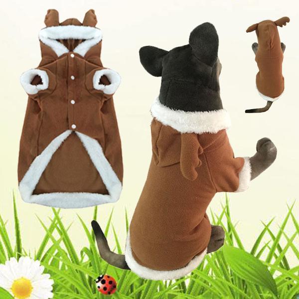 Рождественская одежда для собак