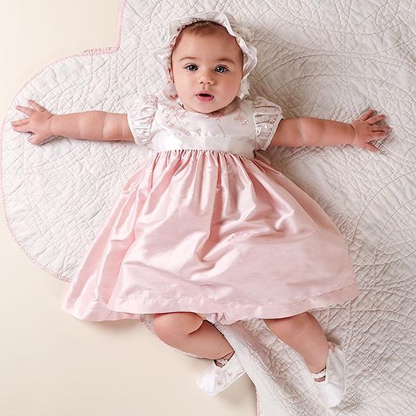 Розове маленькой платье для девочки