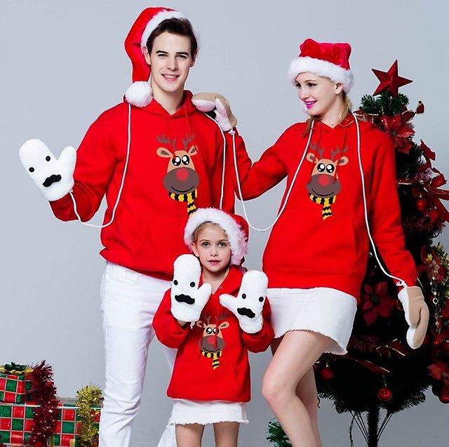 7b6b7b9377e3 Одежда для новогодней фотосессии для семьи, варианты комплектов