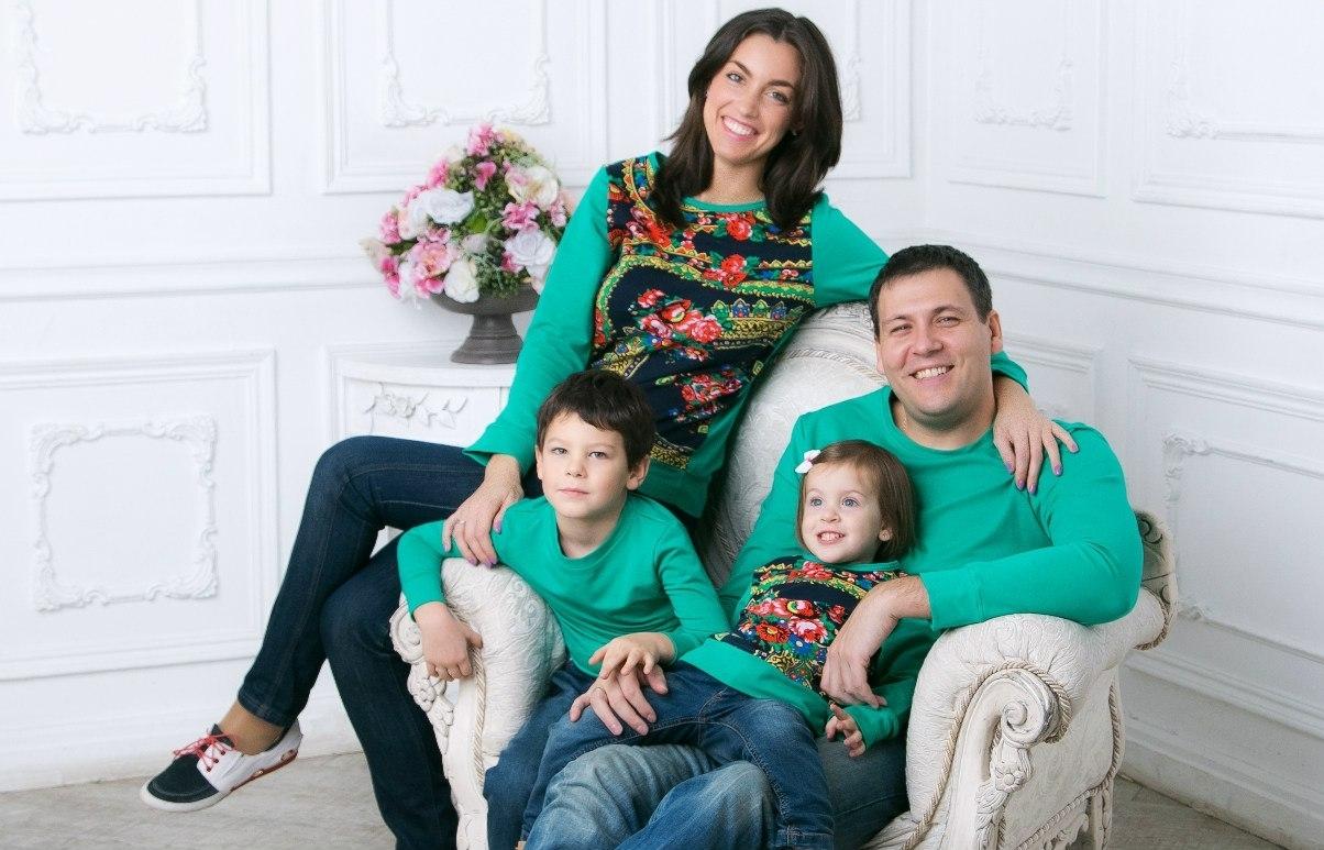 Семья и фотосессия